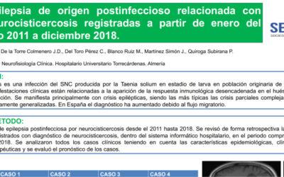 Reunión nacional de la SOCIEDAD ESPAÑOLA DE EPILEPSIA (SEEP)