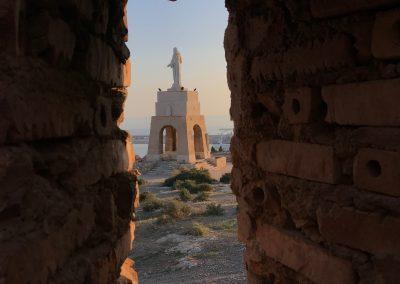 Mirador de San Cristóbal Almería (1)