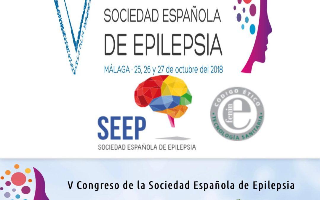 V congreso de sociedad española de epilepsia