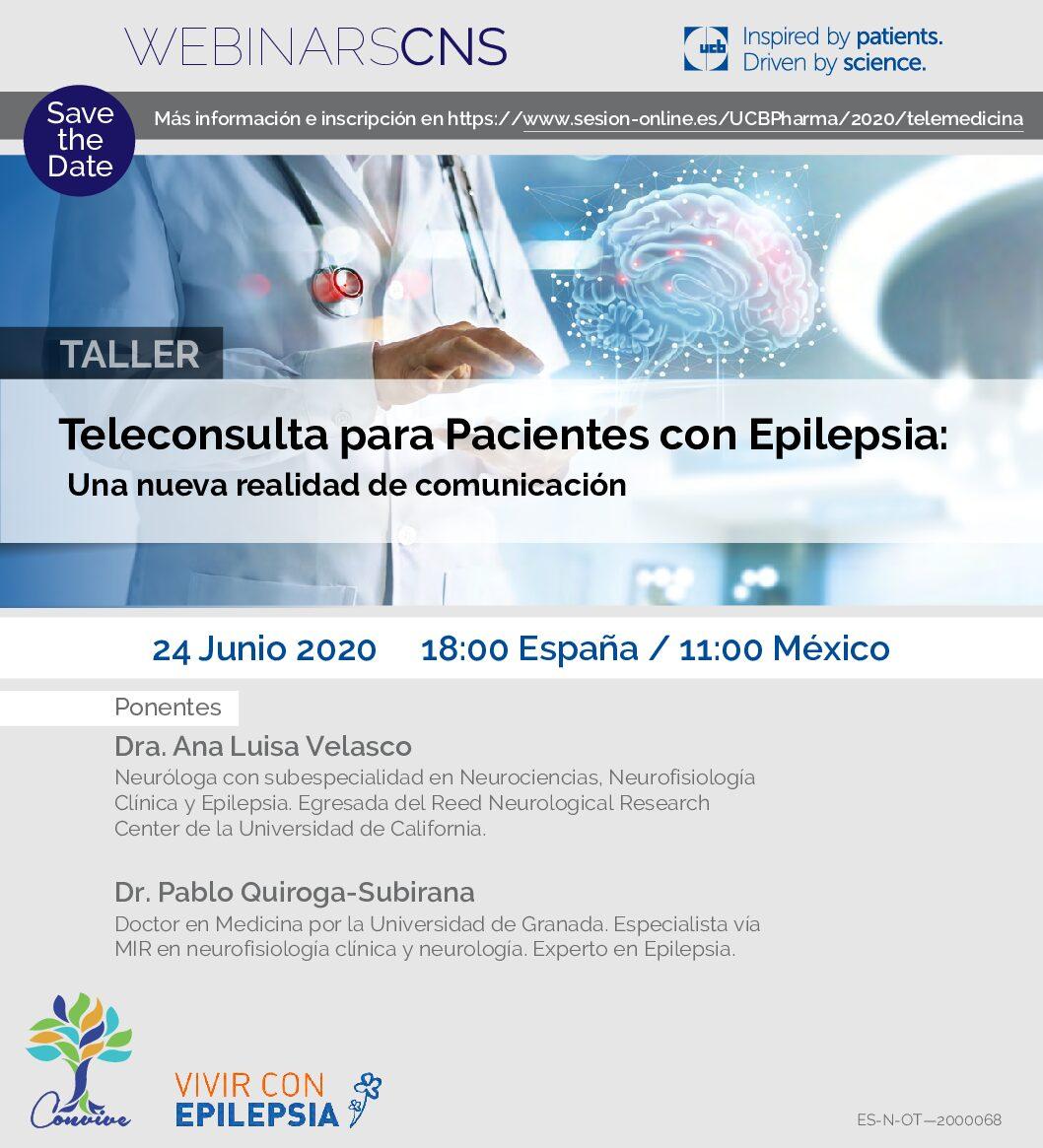 Teleconsulta para pacientes con Epilepsia: Una nueva realidad de comunicación