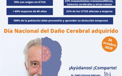 Día Nacional del Daño Cerebral adquirido