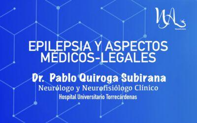 EPILEPSIA Y ASPECTOS MÉDICO LEGALES