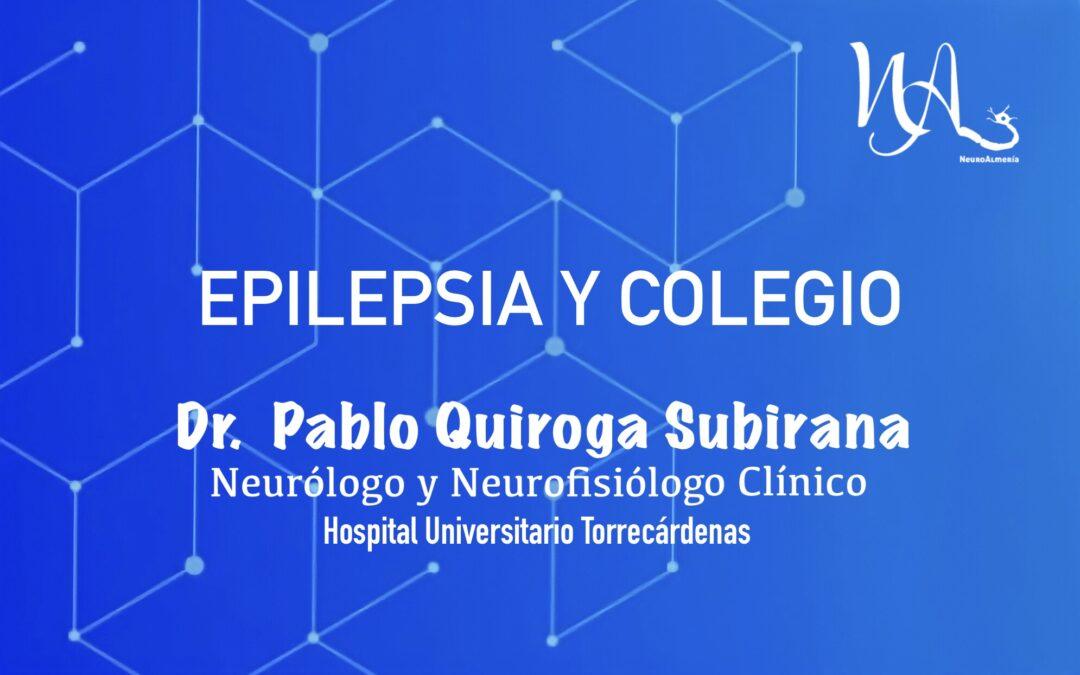EPILEPSIA Y COLEGIO