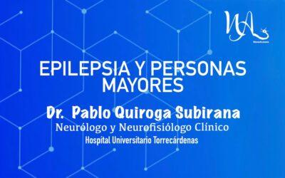 EPILEPSIA Y PERSONAS MAYORES