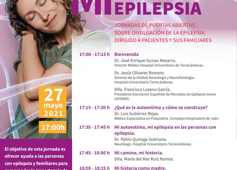 Webinar Mi Autoestima, Mi Epilepsia